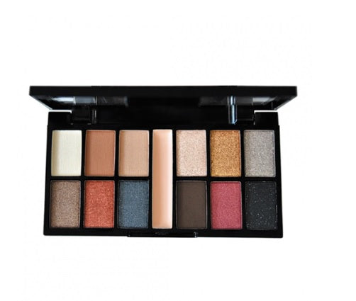Paleta de Sombras Sublime - Ruby Rose