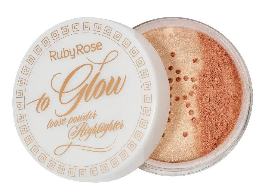 Pó Iluminador To Glow By Ruby Rose