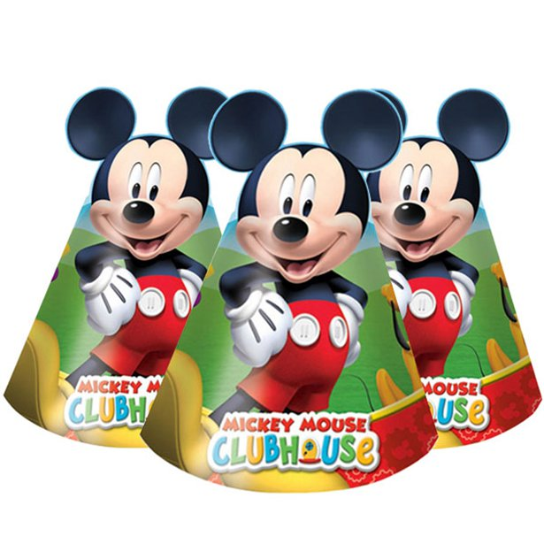 Mickey Mouse Party Hats
