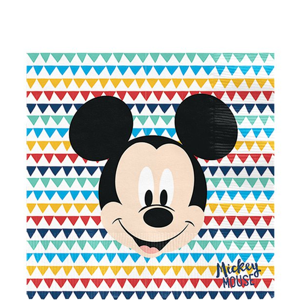 Mickey Awesome Paper Napkins