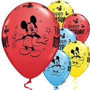Mickey Awesome Latex Balloons