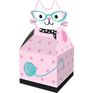 Purr-fect Party Favour Boxes