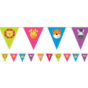 Party Animals Bunting