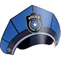 Police Birthday Party Hats