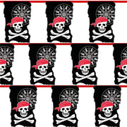Skull & Crossbone Pirate Treasure Bunting