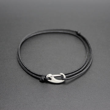 Micro Tactical Wrap Bracelet // Black