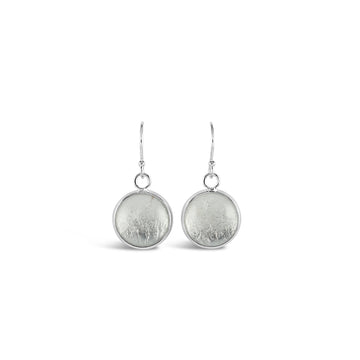 Samba Silver Linings Drop Earrings (Silver) - New Design