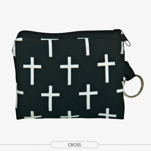 Cross Coin Purses-Wholesale Women's Leggings, Wholesale Plus Size , Wholesale Fashion Clothing