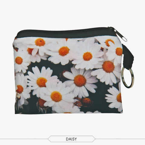Daisy Coin Purses-Wholesale Women's Leggings, Wholesale Plus Size , Wholesale Fashion Clothing