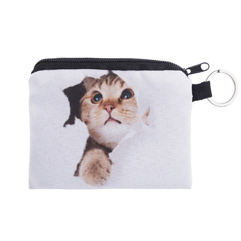 Cat Hole Coin Purses-Wholesale Women's Leggings, Wholesale Plus Size , Wholesale Fashion Clothing