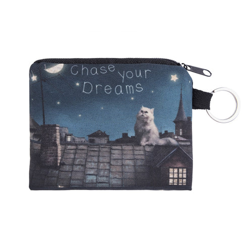 Chase Your Dreams Coin Purses-Wholesale Women's Leggings, Wholesale Plus Size , Wholesale Fashion Clothing