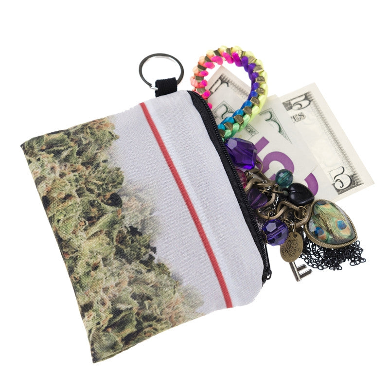 Weed Bag Coin Purses
