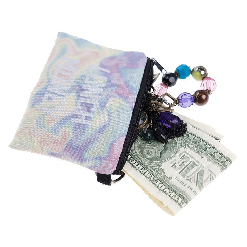 Lunch Money Holo Coin Purses