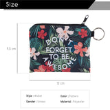 To Be Awesome Coin Purses-Wholesale Women's Leggings, Wholesale Plus Size , Wholesale Fashion Clothing