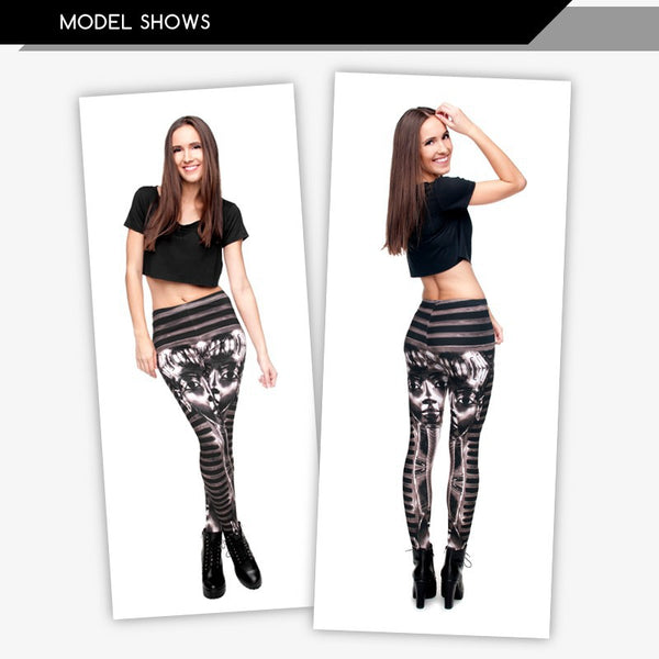 Skeletons Regular Leggings
