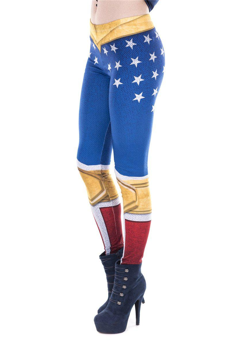 American Woman Regular Leggings