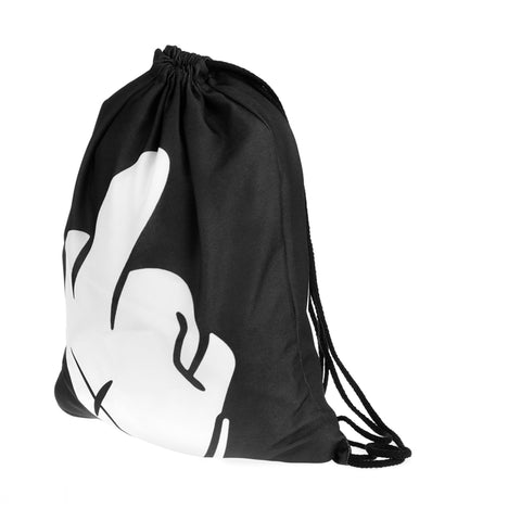 Dope Fuck DrawString Bags-Wholesale Women's Leggings, Wholesale Plus Size , Wholesale Fashion Clothing