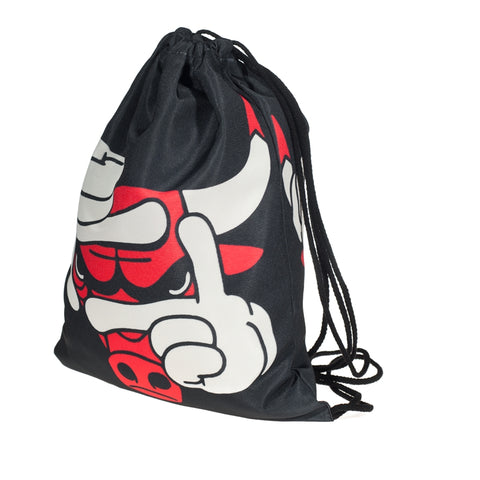Bull DrawString Bags-Wholesale Women's Leggings, Wholesale Plus Size , Wholesale Fashion Clothing