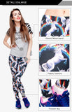 Rainbow unicorn Regular Leggings-Wholesale Women's Leggings, Wholesale Plus Size , Wholesale Fashion Clothing