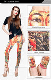 Faraon Regular Leggings-Wholesale Women's Leggings, Wholesale Plus Size , Wholesale Fashion Clothing