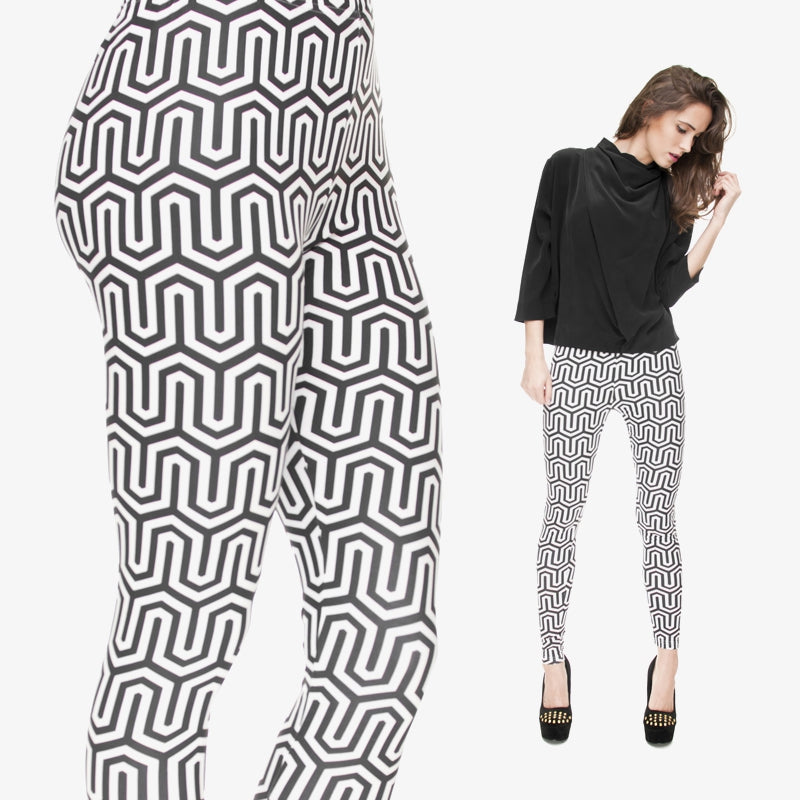 Bw Hexa Regular Leggings