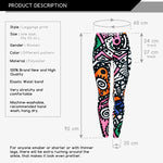 Tribe Regular Leggings-Wholesale Women's Leggings, Wholesale Plus Size , Wholesale Fashion Clothing