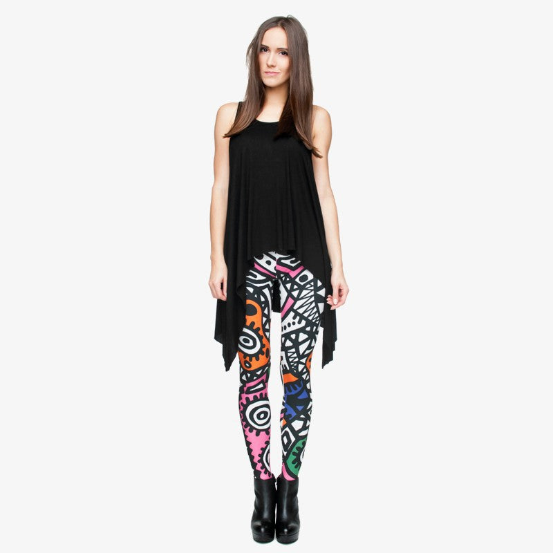 Tribe Regular Leggings