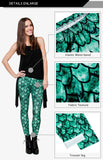 Dragon Regular Leggings-Wholesale Women's Leggings, Wholesale Plus Size , Wholesale Fashion Clothing