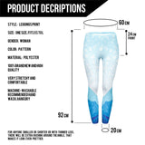 Iceberg Regular Leggings-Wholesale Women's Leggings, Wholesale Plus Size , Wholesale Fashion Clothing