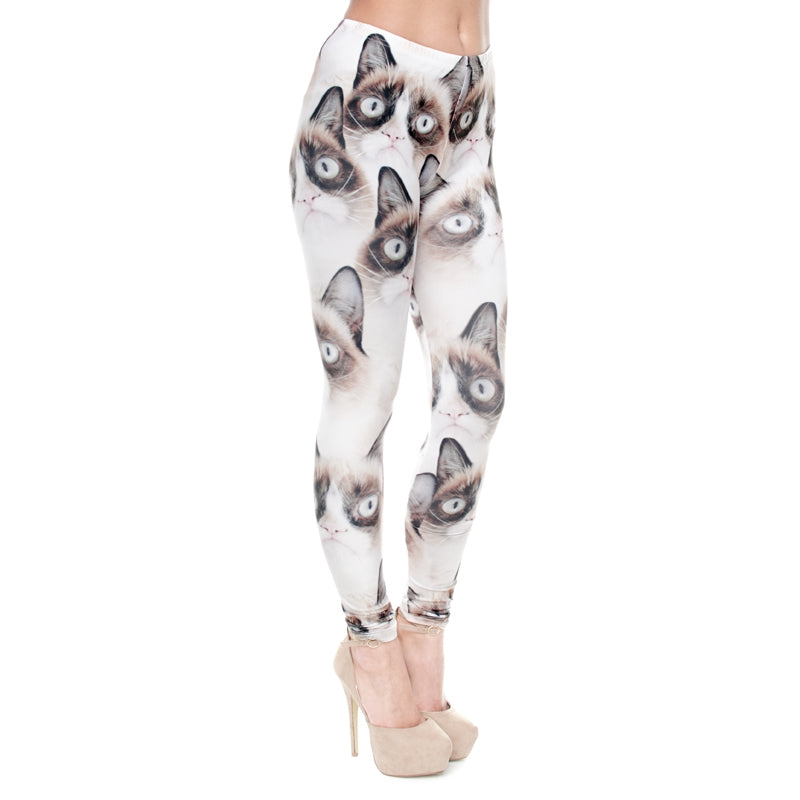 Grumpy Regular Leggings