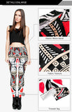 Dama Kier Regular Leggings-Wholesale Women's Leggings, Wholesale Plus Size , Wholesale Fashion Clothing