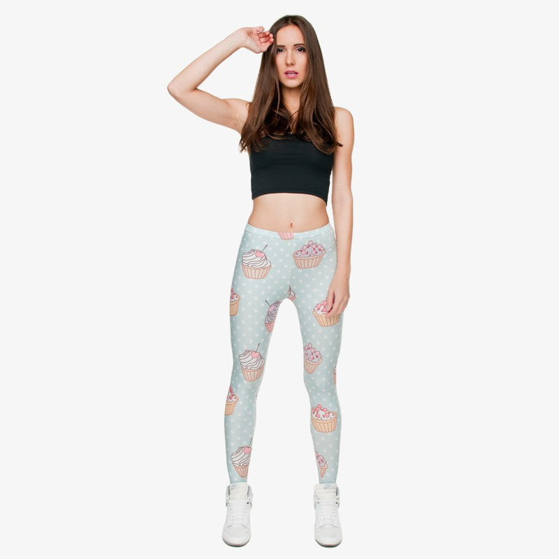 Muffin Dots Regular Leggings