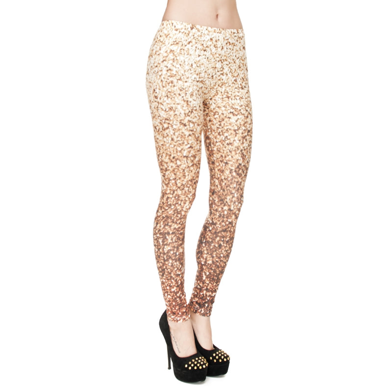 Glitter  Regular Leggings