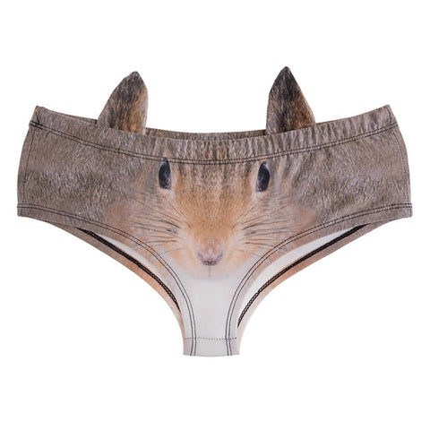 Squirrel Ear Pantie
