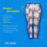 White Unicorn Plus Leggings-Wholesale Women's Leggings, Wholesale Plus Size , Wholesale Fashion Clothing