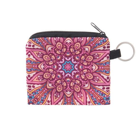 Mandala Cross Coin Purses-Wholesale Women's Leggings, Wholesale Plus Size , Wholesale Fashion Clothing
