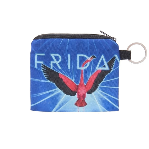 Flamingo Friday Coin Purses-Wholesale Women's Leggings, Wholesale Plus Size , Wholesale Fashion Clothing