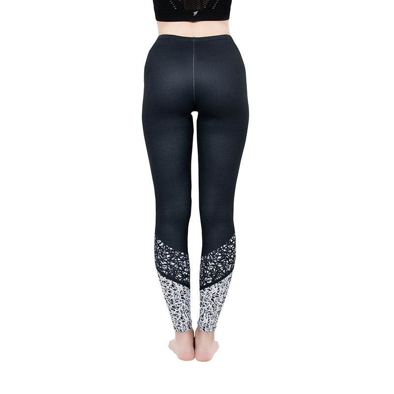 Black Regular Leggings