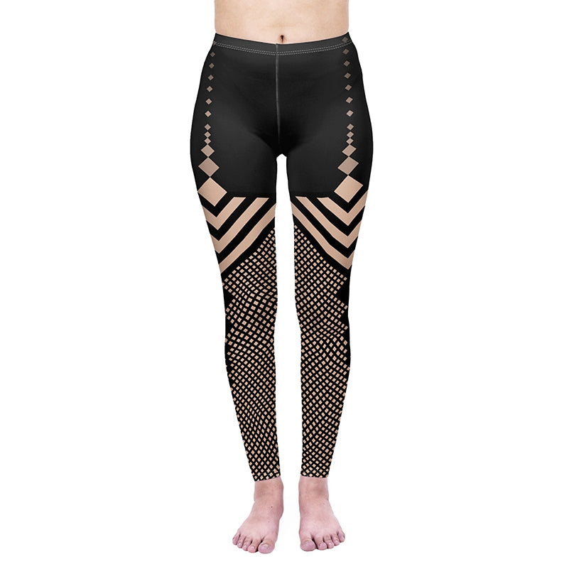 Fishnet Stockings Regular Leggings