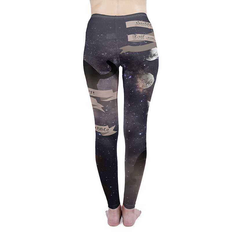 Magic Cats Regular Leggings