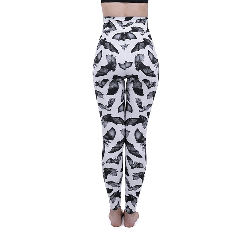 Bats High Waisted Leggings