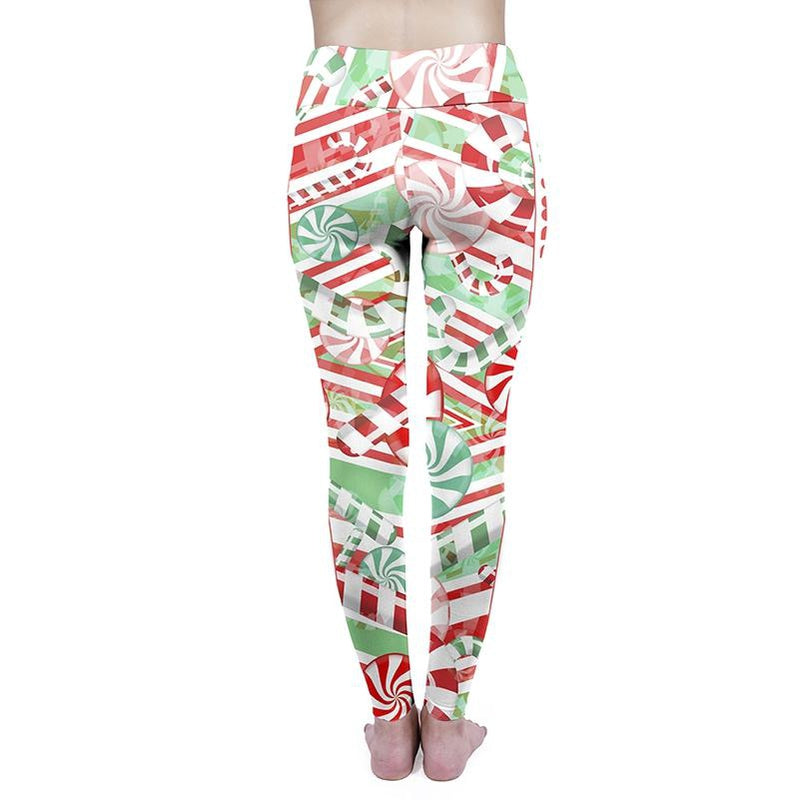 Colour Candy High Waisted Leggings