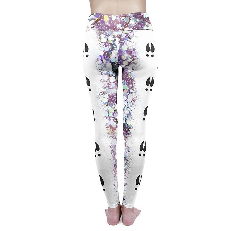 Follow On Rudolf High Waisted Leggings