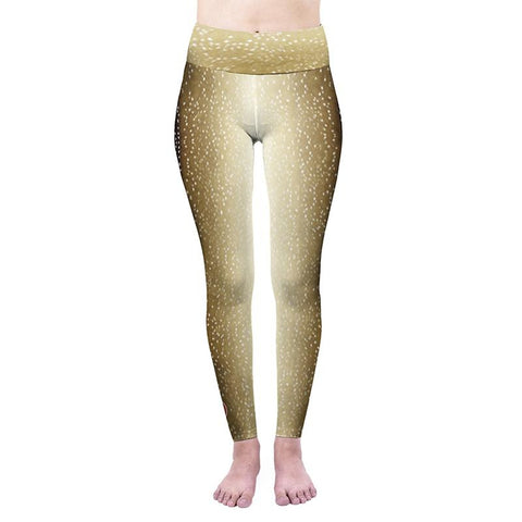 Reindeer High Waisted Leggings-Wholesale Women's Leggings, Wholesale Plus Size , Wholesale Fashion Clothing