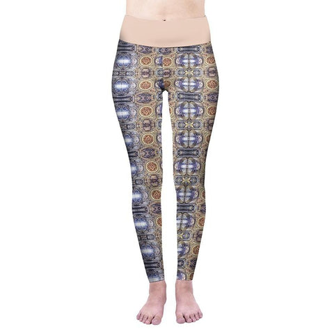 Chapel High Waisted Leggings-Wholesale Women's Leggings, Wholesale Plus Size , Wholesale Fashion Clothing