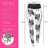 Houndstooth High Waisted Leggings-Wholesale Women's Leggings, Wholesale Plus Size , Wholesale Fashion Clothing