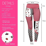 Fruit High Waisted Leggings-Wholesale Leggings UK- Wholesale Women's Clothing- Kukubird Creative Studio