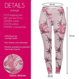 Jurassic Velociraptor Regular Leggings-Wholesale Leggings UK- Wholesale Women's Clothing- Kukubird Creative Studio