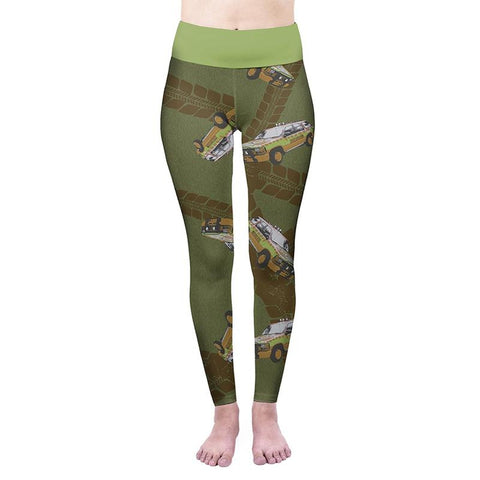 Jeeps High Waisted Leggings-Wholesale Women's Leggings, Wholesale Plus Size , Wholesale Fashion Clothing