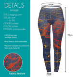 Aries Regular Leggings-Wholesale Women's Leggings, Wholesale Plus Size , Wholesale Fashion Clothing